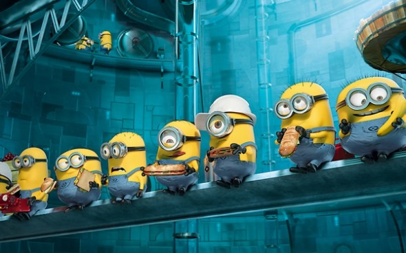 Regarder~ Les Minions Film Complet Streaming VF