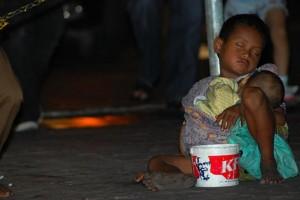 Children-Exploitation-to-Work-As-Beggar
