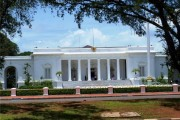 Presidential Palace in Jakarta
