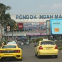 Ferrari and Porsche taxi service in Indonesia.