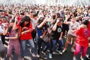 Gangnam Style Flash-mob in Jakarta