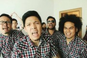 CameoProject in their viral remix of One Direction's 'What Makes You Beautiful' in support of the 2012 Jowoki-Basuki campaign for Jakarta's gubernatorial elections.