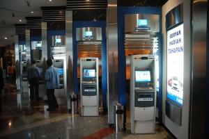 ATM Machines In Indonesia
