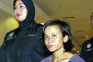 Yuliana-Waiting-for-Her-Trial-in-Katan-Court-Malaysia