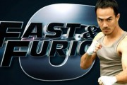 Indonesian action actor Joe Taslim goes international to play villiain Jah in Fast and Furious 6 movie.