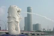 Singapore Merlion.