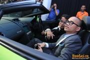 Hotman Paris and His Son in New Lamborghini