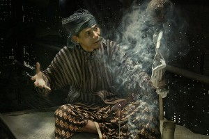 Indonesian Witch.