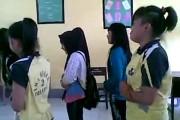 High School Students Joking during Muslim Prayer