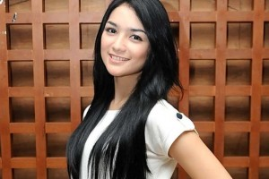citra kirana not wearing hijab