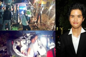 Dul kills 6 people in high speed car accident