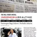 Jokowi is in Wall Street Journal