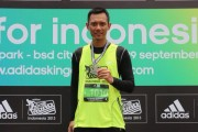 agus yodhoyono President's Son Arrives Late But Demands Medal During Marathon