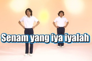 Ya Iyalah Exercise Indonesia Version