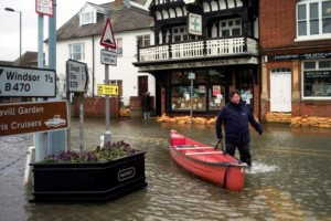 Extrema Flood Weather in England