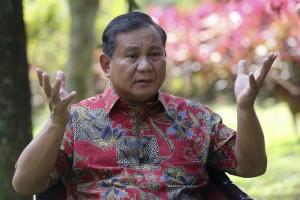 Mr Prabowo