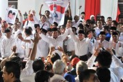 Prabowo Hatto Presidential Candidate during Election 204